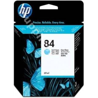 ORIGINAL HP Cartuccia d'inchiostro ciano (chiaro) C5017A 84 69ml