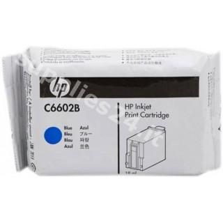 ORIGINAL HP Cartuccia d'inchiostro blu C6602B SPS 18ml inchiostro TIJ 1.0