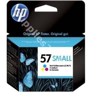 ORIGINAL HP Cartuccia d'inchiostro c/m/y C6657GE 57 SMALL ~165 PAGINE