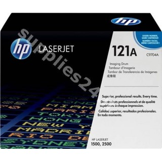 ORIGINAL HP Tamburo C9704A 121A