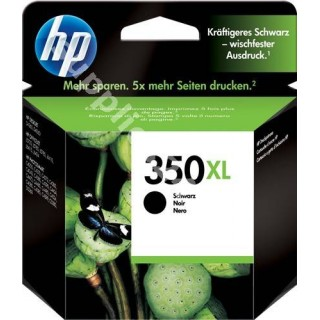HP 350XL CB336EE Cartuccia Originale Nero HP DeskJet D4200 D4300 OfficeJet J5700 J6400 PhotoSmart C4200 C5200 D5300