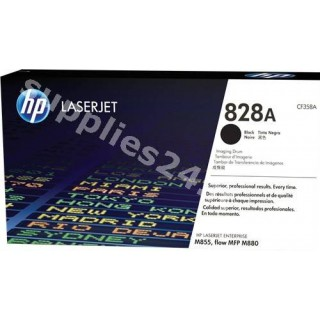 ORIGINAL HP Tamburo nero CF358A 828A ~30000 PAGINE