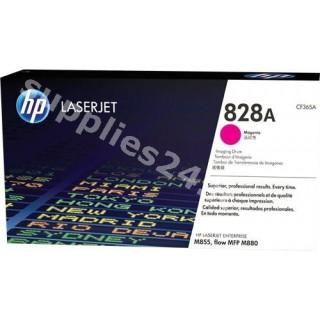 ORIGINAL HP Tamburo magenta CF365A 828A ~30000 PAGINE