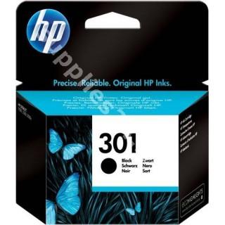 ORIGINAL HP Cartuccia d'inchiostro nero CH561EE 301 ~190 PAGINE 3ml