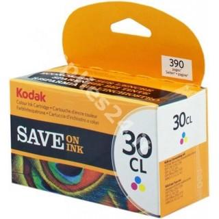 ORIGINAL Kodak Cartuccia d'inchiostro colore 8898033 30 ~390 PAGINE