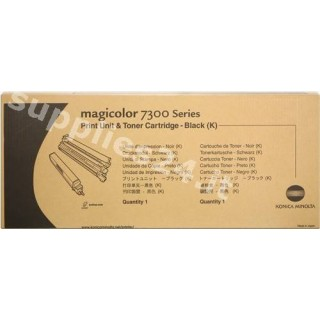 ORIGINAL Konica Minolta Tamburo nero 1710532-001 4333413 unit� di stampa, tamburo OPC + cassetta toner