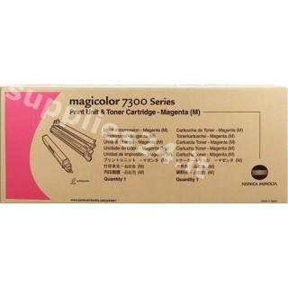 ORIGINAL Konica Minolta Tamburo magenta 1710532-003 4333613 unit� di stampa, tamburo OPC + cassetta toner