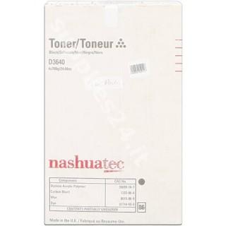 ORIGINAL Nashuatec toner CT102BLK 885364 4x700g