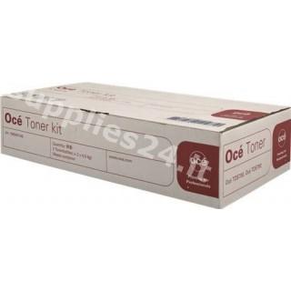 ORIGINAL OCE toner nero 1060047449 Kit: 2x 500g + 1x vaschetta di recupero