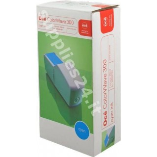 ORIGINAL OCE Cartuccia d'inchiostro ciano 1060091361 350ml