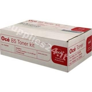 ORIGINAL OCE toner nero 7045009 25001843 2 x 450 g