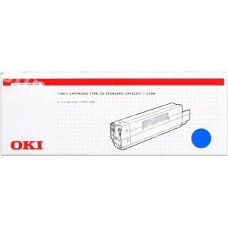 ORIGINAL OKI toner ciano 42804507 ~3000 PAGINE
