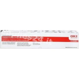 ORIGINAL OKI toner ciano 42918915 ~15000 PAGINE