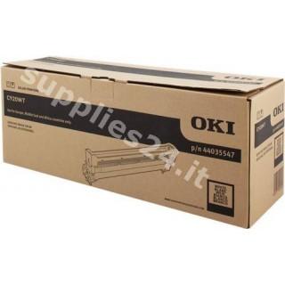 ORIGINAL OKI Tamburo bianco 44035547 C920WT ~10000 PAGINE