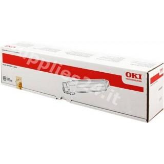 ORIGINAL OKI toner bianco 44036059 C920WT ~8000 PAGINE