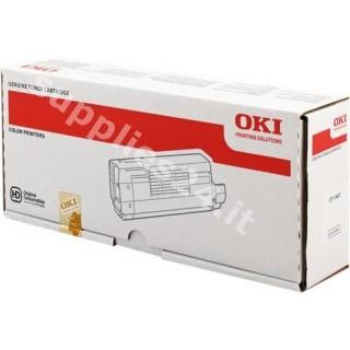 ORIGINAL OKI toner bianco 44318657 C711WT ~6000 PAGINE