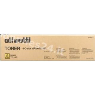 ORIGINAL Olivetti toner giallo B0652