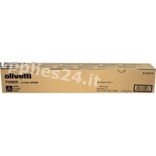 ORIGINAL Olivetti toner nero B0841 A11G1L0 ~29000 PAGINE