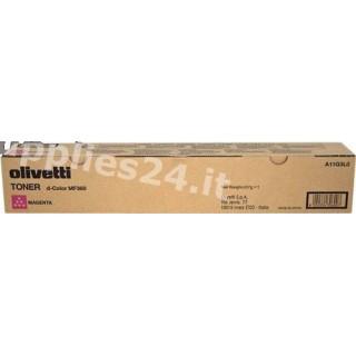 ORIGINAL Olivetti toner magenta B0843 A11G3L0 ~26000 PAGINE