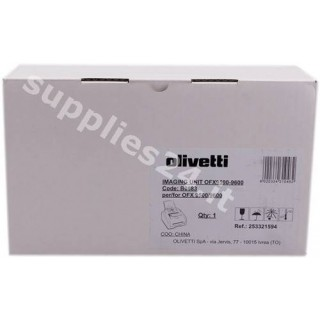 ORIGINAL Olivetti toner nero B0883 ~2000 PAGINE