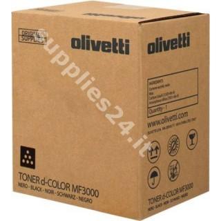 ORIGINAL Olivetti toner nero B0891 A0X51L2 ~6000 PAGINE