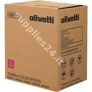 ORIGINAL Olivetti toner magenta B0893 A0X53L2 ~6000 PAGINE