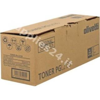 ORIGINAL Olivetti toner nero B0911 ~7200 PAGINE