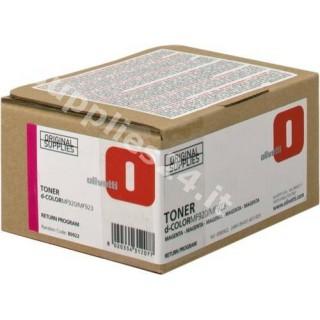 ORIGINAL Olivetti toner magenta B0922 ~2000 PAGINE