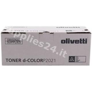 ORIGINAL Olivetti toner nero B0954 ~2800 PAGINE