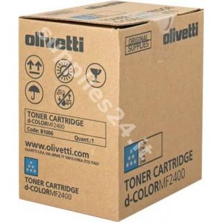 ORIGINAL Olivetti toner ciano B1006 A0X54L3 ~6000 PAGINE