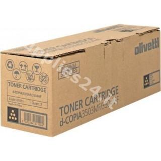 ORIGINAL Olivetti toner nero B1011 ~7200 PAGINE