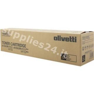 ORIGINAL Olivetti toner nero B1013 ~47200 PAGINE