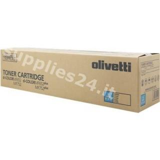 ORIGINAL Olivetti toner ciano B1014 ~31500 PAGINE