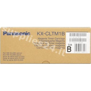 ORIGINAL Panasonic toner magenta KX-CLTM1