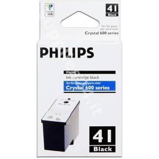 ORIGINAL Philips Cartuccia d'inchiostro nero PFA-541 No.41 ~500 PAGINE
