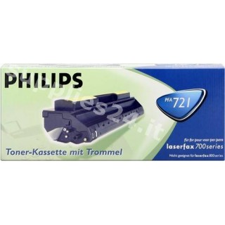 ORIGINAL Philips toner nero PFA-721