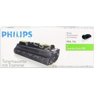 ORIGINAL Philips toner nero PFA-741 ~3000 PAGINE