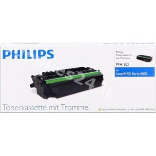 ORIGINAL Philips toner nero PFA-821 ~3000 PAGINE XL