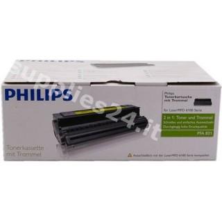 ORIGINAL Philips toner nero PFA-831 ~1000 PAGINE