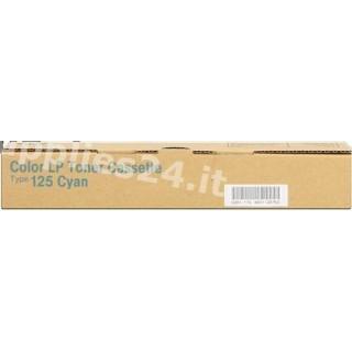 ORIGINAL Ricoh toner ciano 400839 Typ 125c