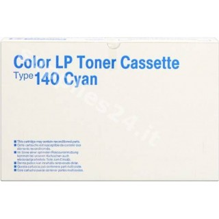 ORIGINAL Ricoh toner ciano 402098 Typ 140 ~6500 PAGINE