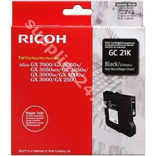ORIGINAL Ricoh cartuccia nero 405532 GC-21K ~1500 PAGINE capacit� normale
