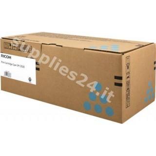 ORIGINAL Ricoh toner ciano 407532 SP C252E ~4000 PAGINE