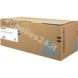 ORIGINAL Ricoh toner ciano 407544 SP C250E ~1600 PAGINE