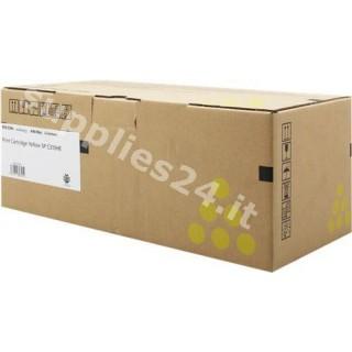 ORIGINAL Ricoh toner giallo 407635 406482 / SPC-310y ~6000 PAGINE alta capacit�