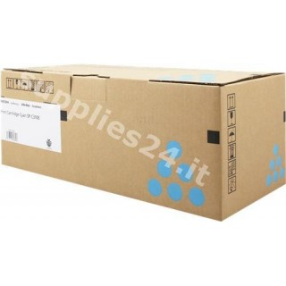 ORIGINAL Ricoh toner ciano 407641 406349 / SPC-310sc ~2500 PAGINE standard