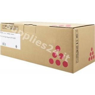 ORIGINAL Ricoh toner magenta 407644 406054 / 406099 / 406767 ~2000 PAGINE SP C220E