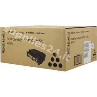 ORIGINAL Ricoh toner nero 407652 407013 / 403074 ~7500 PAGINE Type 220