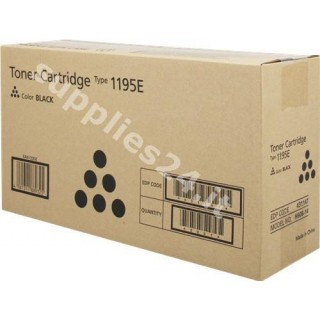 ORIGINAL Ricoh toner nero 431147 Type 1195E ~2600 PAGINE