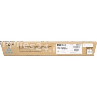 ORIGINAL Ricoh toner ciano 820025 884204 / 821220 ~15000 PAGINE alta capacit�